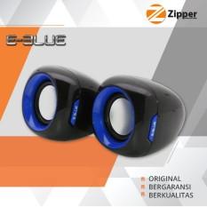 Spek E Blue Magic Ball Laptop Dekstop Portable Speaker Usb Power Input Jawa Timur