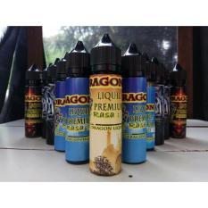 Jual E Liquid Dragon Premium Mangga Kweni Import