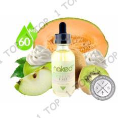 Harga E Liquid N*K*D Usa Premium Rokok Elektrik Refill Kemasan 1 Botol X 60 Ml Rasa Green Blast Dan Spesifikasinya