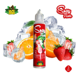 Promo E Liquid Snow Flake Strawberry Freeze Strawberry 55Ml