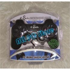 E-Smile Stik / Stick / Joystick Single e-Smile PC Dual Shock Joypad USB 2.0 - Black