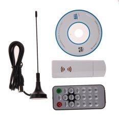 E4000 USB DVB-T RTL-SDR Realtek RTL2832U R820T Tuner DVB-T Receiver Putih-Intl