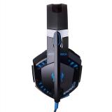 Toko Setiap G2000 Headset Gaming Biru Online Terpercaya