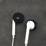 Eachgo 8 Pcs Silikon Lembut Tahan Lama Earphone Eartips Earpads Untuk Iphone5 5 S 6 6 Plus 6 S 6 Splus 7 7 Plus Udara Pods Bantalan Telinga Intl Original