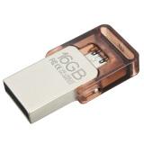 Harga Eaget Resmi V8 16 Gb Flash Disk Usb 2 Otg Smartphone Pen Drive Usb Mikro Keatas Portabel Memori Logam Usb Stick Eaget Asli