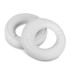 Bantalan Telinga Bantal W/Gesper Pengganti Sony Emas Nirkabel PS3 PS4 7.1 Headset Putih-Intl