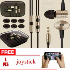 Harga Earphone Headset Xiaomi Big Bass Mi 2Nd Generation Universal Xiaomi Gratis 1 Joystick Ml Xiaomi Original