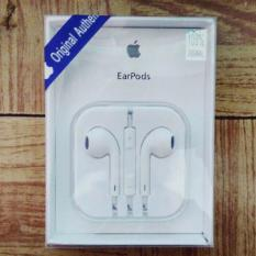 Ulasan Lengkap Tentang Earpod Earphones Headset Iphone 5 5S 6 6S 6 Plus Original Oem