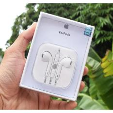 Earpods Iphone 5 / 6 OEM With Segel IBOX Dan Ori 100% (Headset)