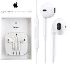 Jual Earpods Iphone 6S 6S Plus 6 6 Plus 5S 5 5C Ipad Air Air 2 Ipad 1 2 3 4 Ipad Mini 1 2 3 Ipod Classic Touch Nano Shuffle Apple Ori