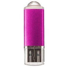 Easybuy 64 GB USB 2.0 flash drive penyimpanan memori stik aneka warna jempol U Disk (Berwarna Merah Muda)