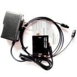 Diskon Easybuy Digital Optik Koaksial Toslink Sejalan Adaptor Konverter Sinyal Audio Rca Dari L R Akhir Tahun