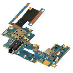 Spesifikasi Easbuy Flex Kabel Headphone Audio Jack Power Volume Untuk Htc One M7 801 Paling Bagus