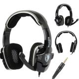Toko Easbuy Sades Sa922 3In1 Headsets Multifunction Gaming Headphone For Pc Ps3 Xbox360 Online Di Dki Jakarta