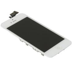 Easbuy Layar LCD Touch untuk IPhone 5 (Putih)