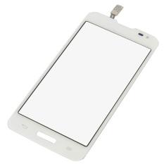 Easbuy Layar Sentuh Digitizer untuk LG L70/D320/D321/D320N (Putih)