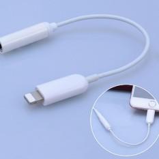 Eason Toko IPhone7/7 Plus 3.5mm Lighting Headset Adaptor-Internasional