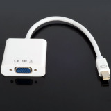 Spesifikasi Panas Penjualan Easybuy Mini Displayport Vga Betina Adaptor Kabel Konverter For Macbook