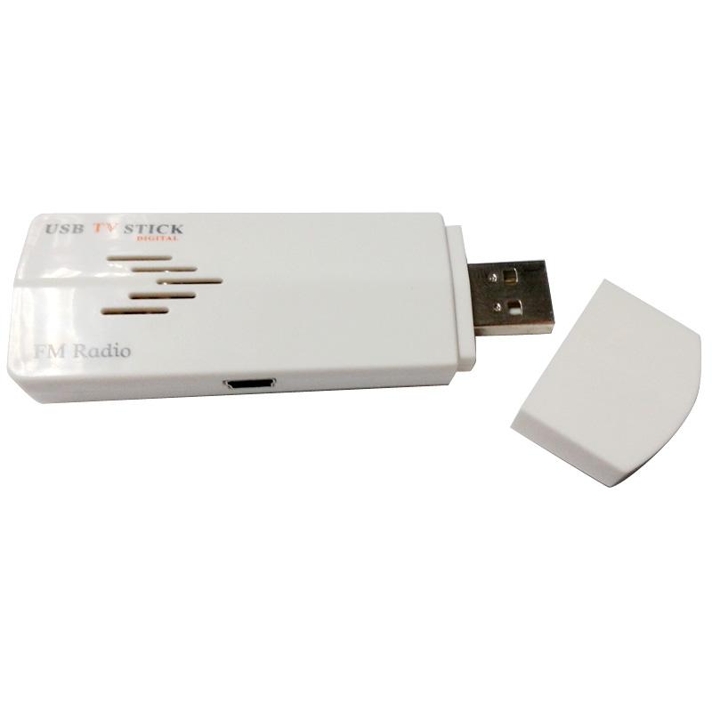 Easybuy USB 2.0 TV Stick Tuner Receiver Adaptor Analog Di Seluruh Dunia untuk Laptop PC DVD-Intl