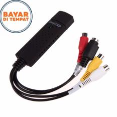 Daftar Harga Easycap Usb 2 Untuk Audio Video Vhs Dvd Capture Card Audio Av Adapter For Computer Aslb