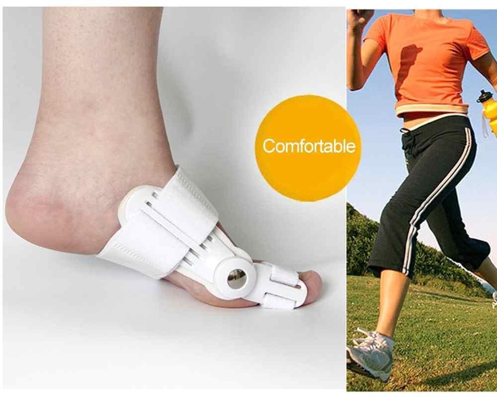 Beli Easywin 1 Pc Fleksibel Big Toe Bunion Bantuan Day And Night Splint Hallux Valgus Toe Intl Nyicil