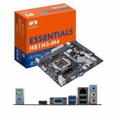 Ecs Motherboard H81H3 M4 Lga1150 Intel H81 Ddr3 Ecs Elitegroup Diskon 50