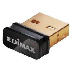 Diskon Edimax Ew 7811Un N150 Wireless Usb Adapter Hitam Dki Jakarta