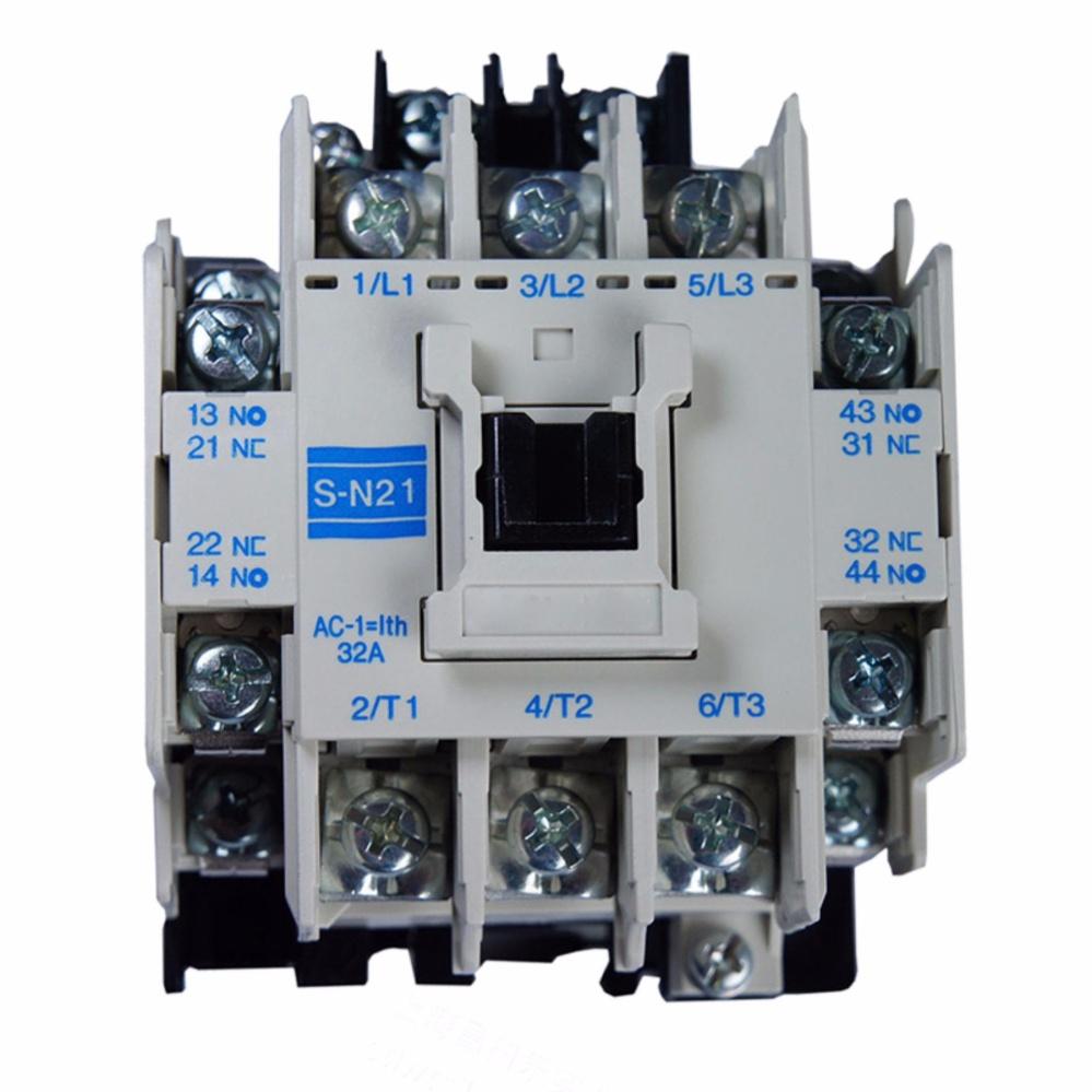 EELIC COM-SN21 Contactor Ac Magnetic 3P AC 32A 220V 380V 440V 50 - 60 Hz coil