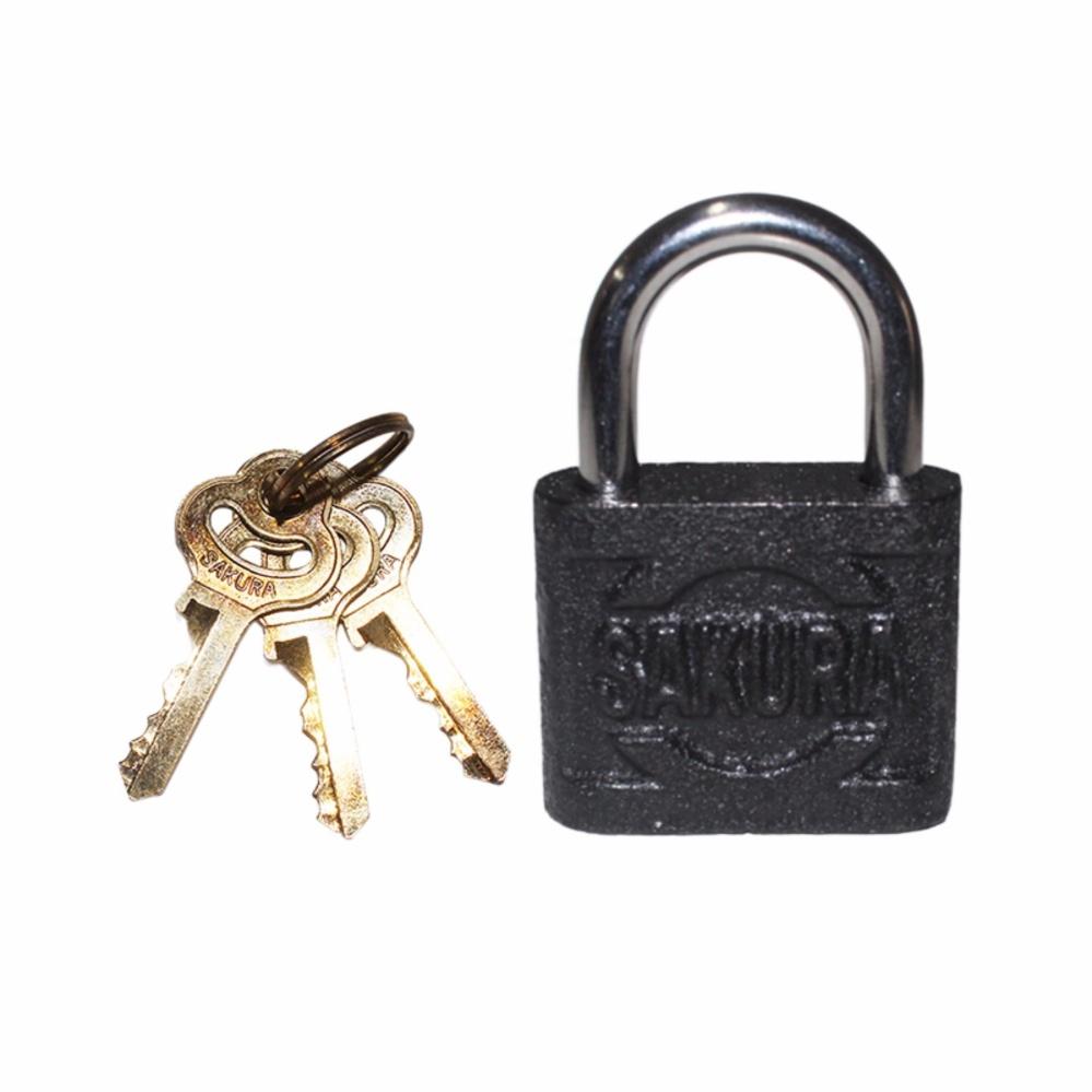 EELIC GEK-S50MM Gembok Metal Serbaguna 50 MM Anti Karat