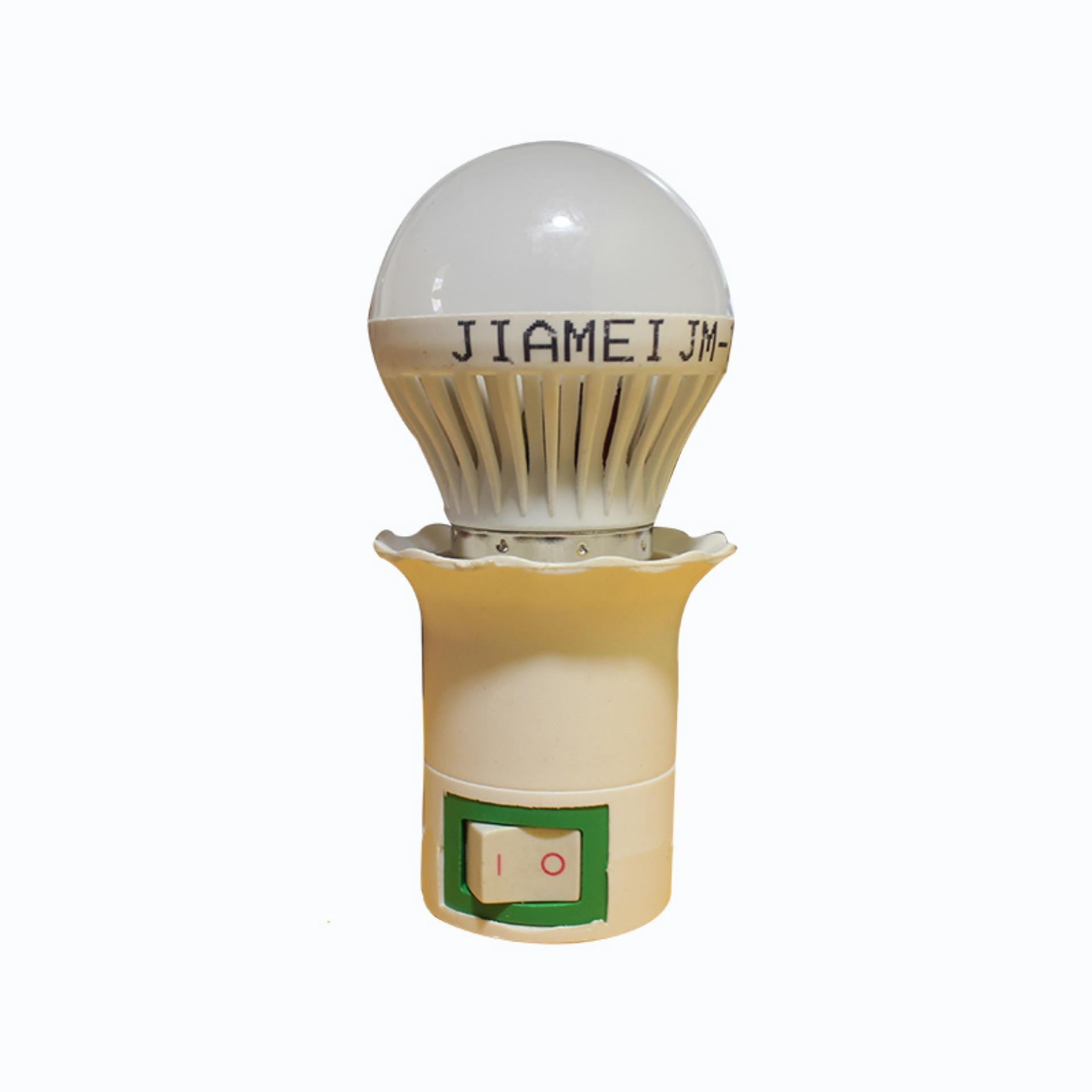 EELIC JM-828 Mini Lamp Warna Putih Lampu cantik Malam Hari Tidak Silau Di Mata dan Hemat Energi