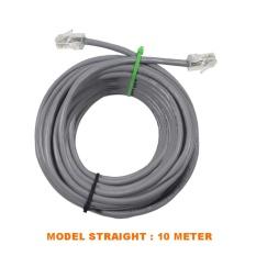 EELIC KAL-CAT5E 10 Meter Kabel LAN Komputer Model Straight