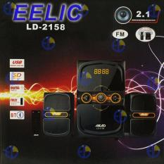 EELIC SPR-LD2158 SPEAKER AKTIF SOUND SISTEM AUDIO SUPER BASS + BLUETOOTH
