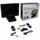 Promo Eelic Tvp Ns183 Dvd Tv Game Player Portable Komplit 10 Watt Murah