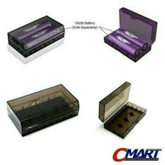 Efest Tempat Baterai 18650 / 18350 2x Battery Case batre - EFS-H2-BK