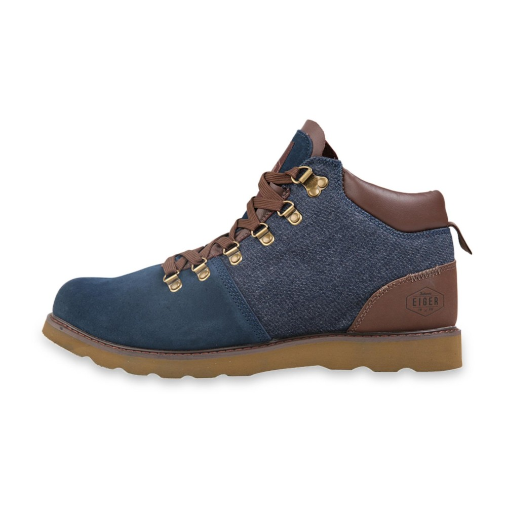 Eiger 1989 Navajo Mid Cut Shoes - Navy