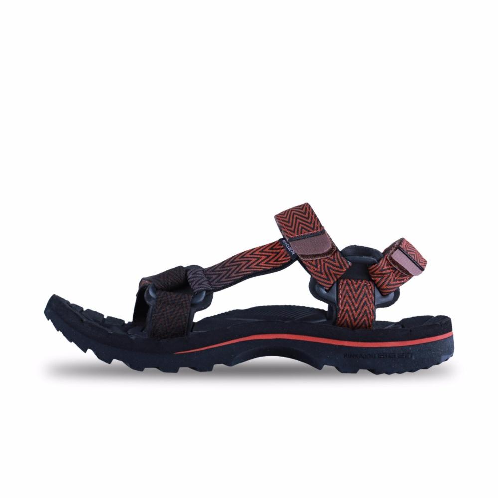 Review Eiger Kinkajou Palang Sandal Orange Terbaru
