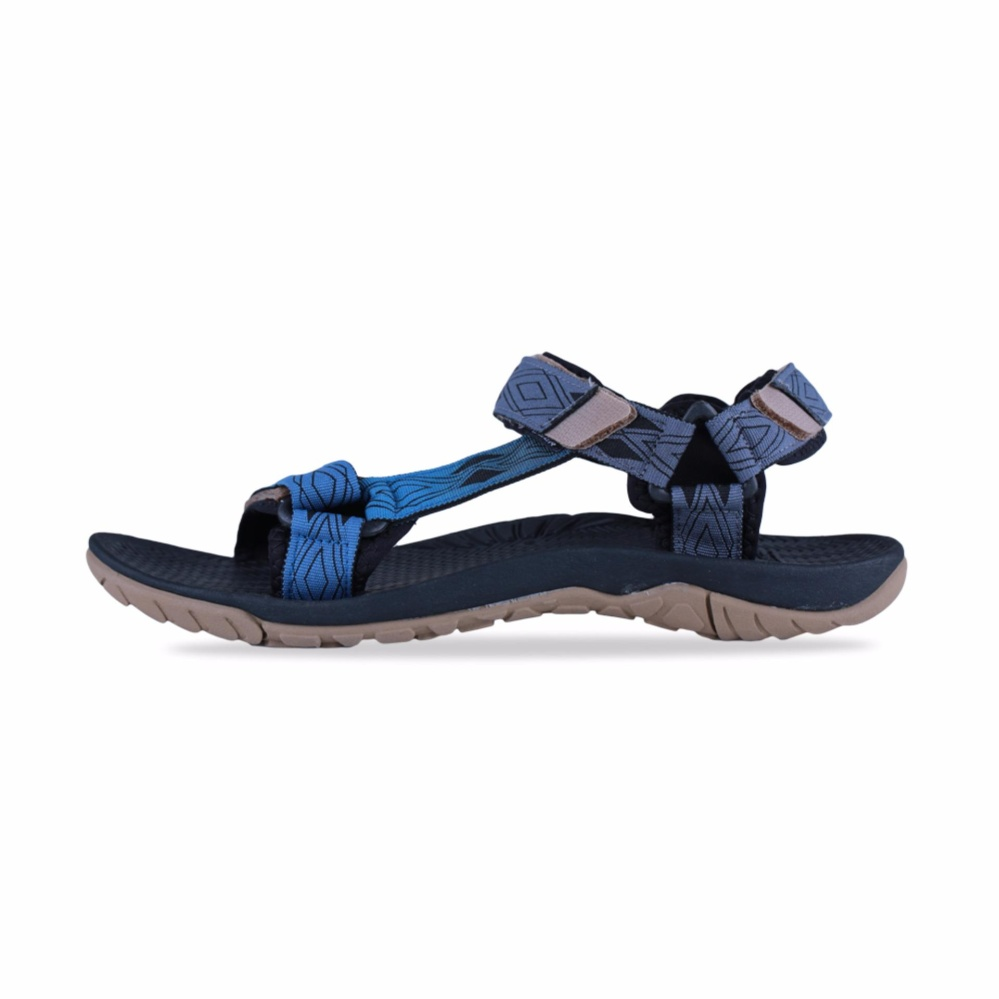 Spesifikasi Eiger Sendal Pria Caldera Men Roll Strap Biru Bagus