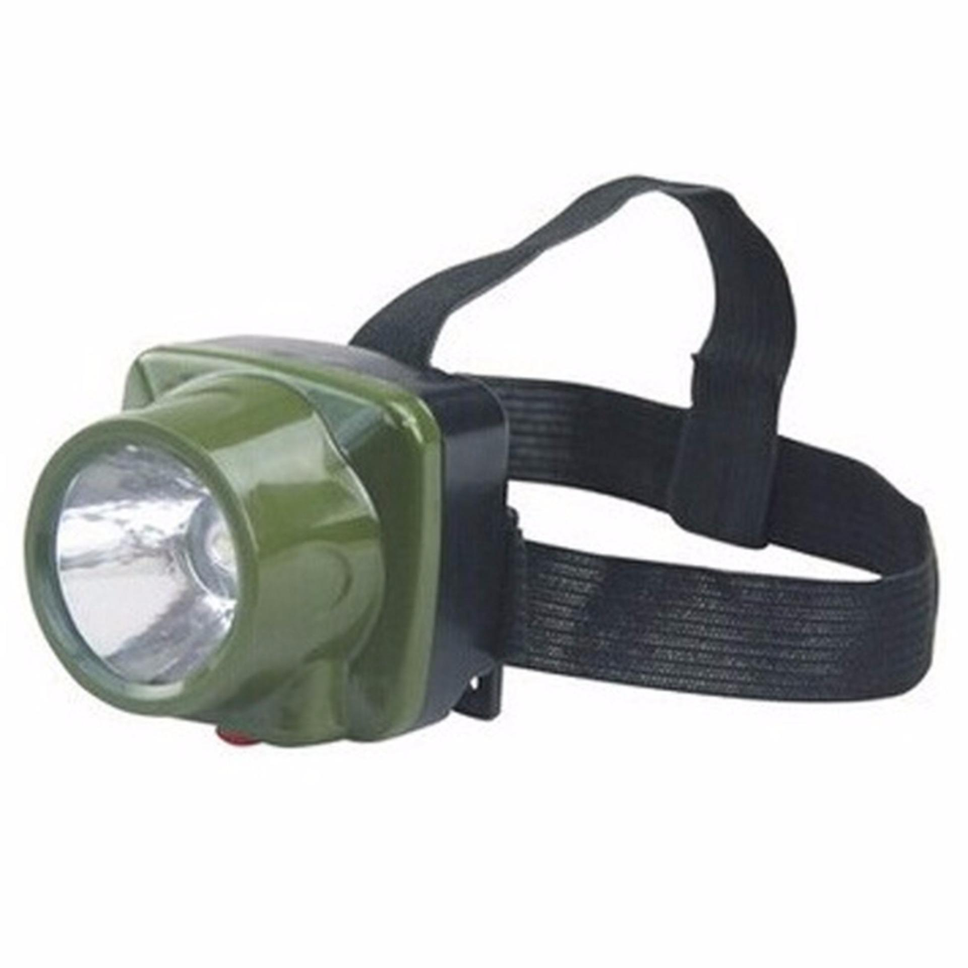 Rp 29.900. Eigia Lampu Senter Kepala Headlamp LED ...