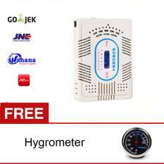 Eirmai Silica Gel Elektrik + Hygrometer