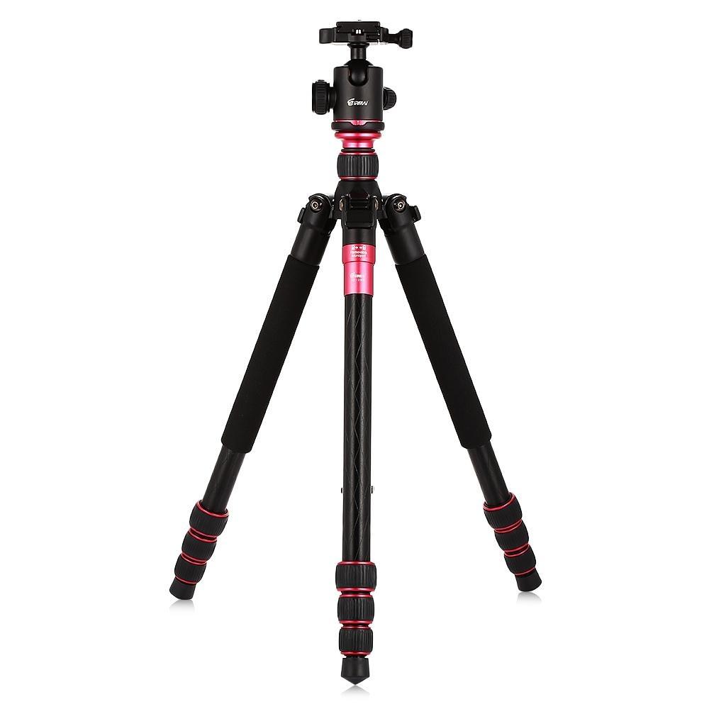 EIRMAI TP-260 5.3ft 4 Bagian Kamera Tripod-Intl