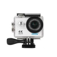 Iklan Eken H9 Action Camera H9 Ultra Hd 4 K 25Fps Wifi 2 170D Underwater Waterproof Helm Cam Kamera Sport Cam Intl