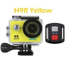Ulasan Mengenai Eken H9R 4 K Action Camera Wifi Sports Cam Remote Control Shutter Intl