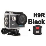 Harga Eken H9R Action Camera H9R Ultra Hd 4 K 25Fps Wifi 2 170D Underwater Waterproof Helm Cam Kamera Sport Cam Intl Asli
