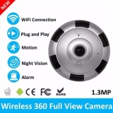Tips Beli Ekleva 2017 Newest Mini Wireless 360 Degree 960P Panoramic Wifi Ip Security Camera Fisheye With Ir Night Vision Intl
