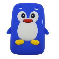 ELEC 3D Penguin Shape Silicone case cover for Blackberry 9360 /9350 /9370/Curve PT168 - intl