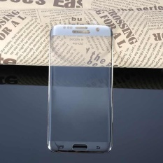 Beli Electroplate 3D Curved Edge Full Cover Tempered Glass Film For Samsung S7 Edge Intl Online