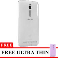 Elegant Aircase Ultrathin For Zenfone 2 ZE 551 CL - Clear + Gratis Ultrathin