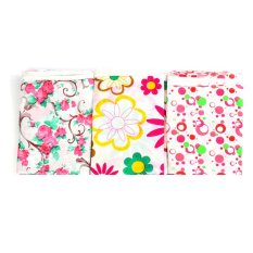 Elegan Floral Waterproof Mesin Cuci Debu Guard Cover B-Jenis-Internasional