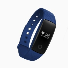 Spesifikasi Elife Id107 Bluetooth Sport Gelang Pintar Untuk Android Ios Ponsel Heart Rate Sleep Sports Monitoring Gelang Pintar Intl Merk Elife