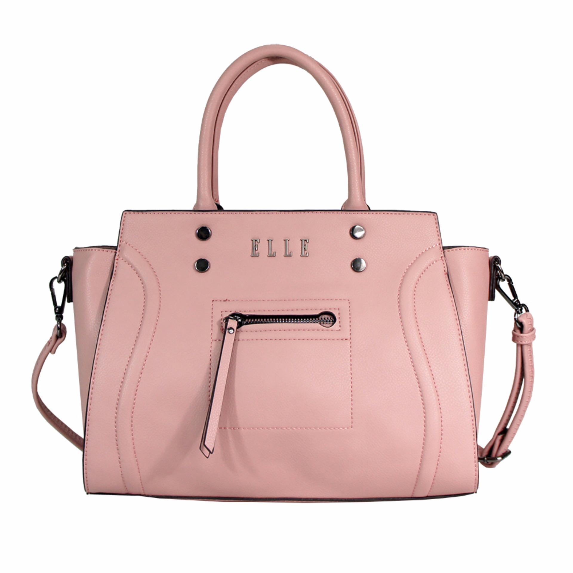 Elle  40840 - 33 Handbag, Tas Wanita  - Pink